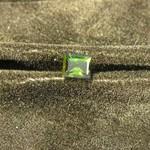 0012 Green Tourmaline Size: 3.99x4.76mm Weight: 0.48ct Price: $85.00