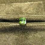 0013 Green Tourmaline Size: 4.0x4.37mm Weight: 0.44ct Design: