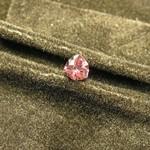 0015 Rubellite Tourmaline Origin: Nigeria Size: 4.73mm Weight: 0.36ct Design: